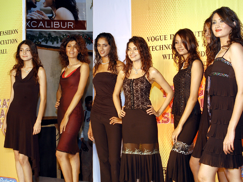 Vogue Fashion Show at Garuda Mall