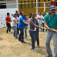 sports day at Vogue Institute of Fashion Technology
