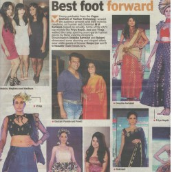 article about vogue in deccan chronicle