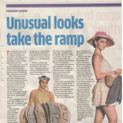 vogue on deccan herald