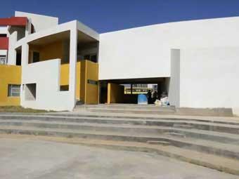 amphitheatre at vogue fashion institute