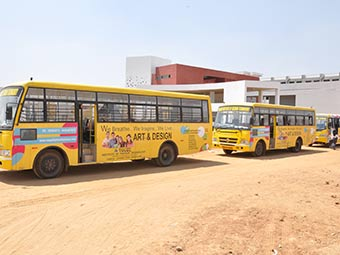 transport facilities at vogue fashion