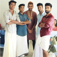 Ethnic Day at Vogue College Campus