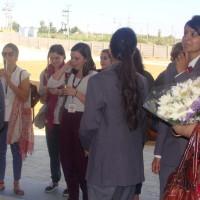Cornell University Students Visit