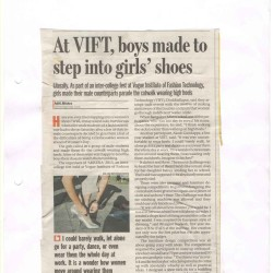 bangalore mirror article on vogue institute