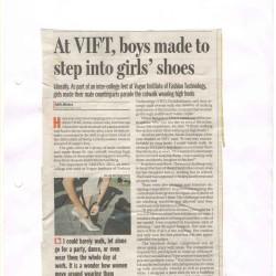 bangalore mirror article on vogue institute