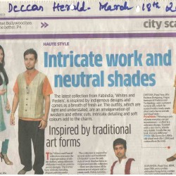 news about vogue institute of fashion