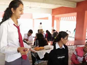 vogue institute canteen