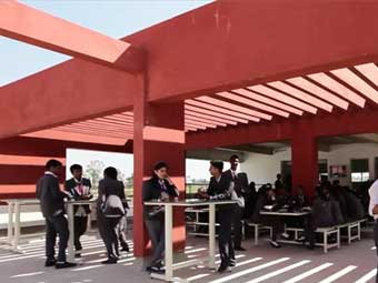 institute of fashion technology canteen