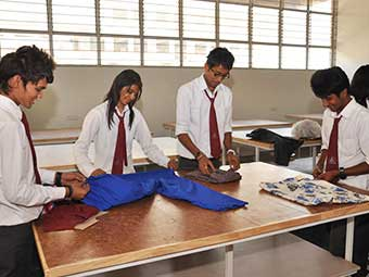 fashion design course in India