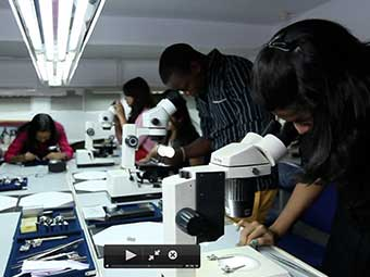 jewellery designing courses in India