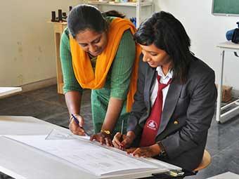 interior designing courses in India