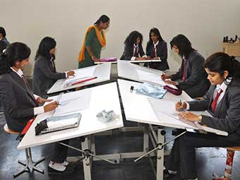 interior design course in India