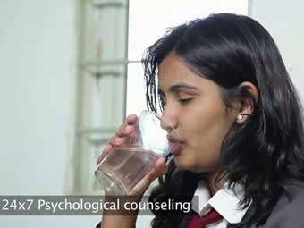 psychological counseling for students