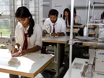 textile design courses in India