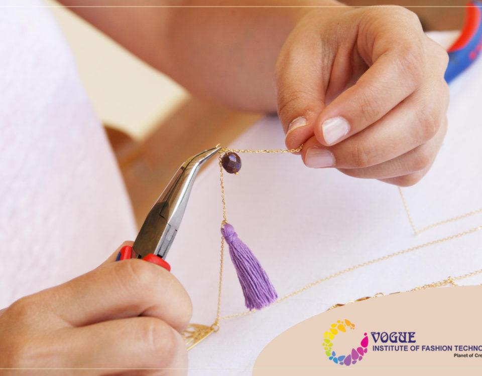 Dazzling dreams: Jewellery Designing