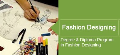 Diploma Courses in Fashion Designing