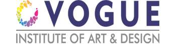 vogue fashion college logo