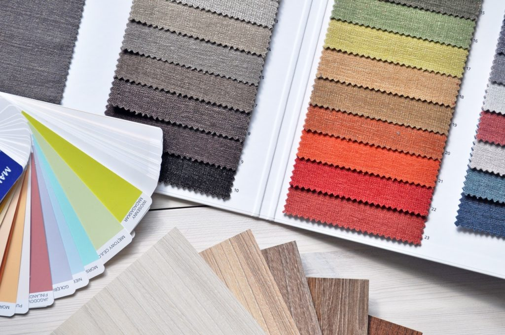Find the right material for Fashion Designing