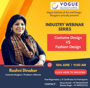 Webinars Vogue Fashion Institute